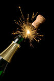 Champagne Bottle Royalty Free Stock Photo