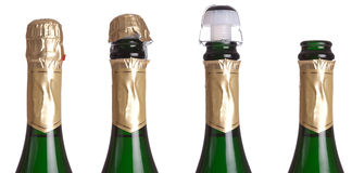 Champagne Bottle Royalty Free Stock Image