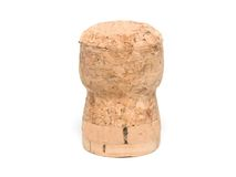Champagne Bottle Cork Royalty Free Stock Image