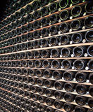 Champagne Bottles Royalty Free Stock Photos