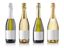 champagne bottles Royalty Free Stock Photography