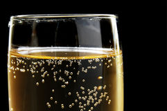 Champagne Bubbles Royalty Free Stock Photo