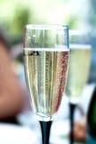 Champagne Bubbles Imagens de Stock