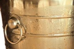 Champagne bucket Royalty Free Stock Photography