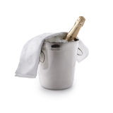 Champagne bucket Stock Image