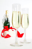 Champagne Celebration Stock Photos