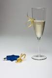 Champagne celebration Royalty Free Stock Photo