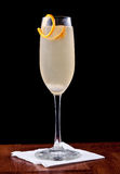 Champagne cocktail Royalty Free Stock Photography