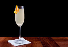 Champagne cocktail Royalty Free Stock Image