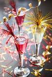 Champagne-Cocktail Lizenzfreies Stockfoto