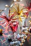 Champagne-Cocktail Lizenzfreie Stockbilder