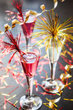 Champagne cocktail Royalty Free Stock Photo