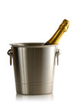 Champagne cooler Royalty Free Stock Images
