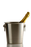Champagne cooler Royalty Free Stock Image