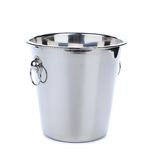 Champagne cooler. Stock Photography