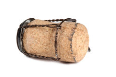 Champagne cork nine Royalty Free Stock Photos