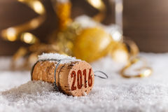 Champagne Corks Imagem de Stock