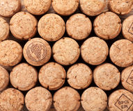 Champagne corks texture Royalty Free Stock Photography