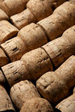 Champagne Corks Vertical Royalty Free Stock Photos