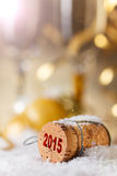 Champagne corks Royalty Free Stock Image