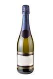 Champagne della bottiglia Fotografia Stock Libera da Diritti