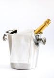 Champagne est prête ! Images libres de droits