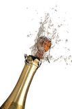 Champagne explosion Royalty Free Stock Images