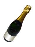 Champagne-Flasche Stockbilder