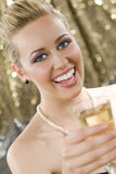 Champagne Fun Royalty Free Stock Images