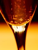 Champagne glass stock photos