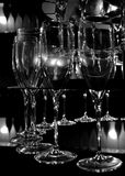 Champagne Glass Fotografia de Stock