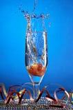 a champagne glass * Fotografia Royalty Free