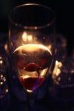 a champagne glass * Obrazy Royalty Free