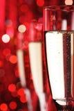 champagne glass Στοκ Εικόνες