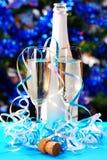 champagne glasses Στοκ Εικόνες