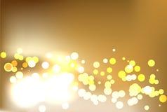 Champagne-Hintergrund Stockfotos