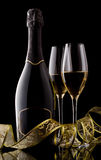Champagne. Royalty Free Stock Images
