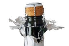 Champagne-Korken Lizenzfreie Stockbilder