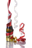 Champagne for New Years eve Royalty Free Stock Photography