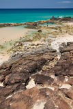 Champagne Pools on Fraser Islan Royalty Free Stock Image
