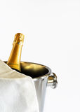 Champagne is ready! Stock Images