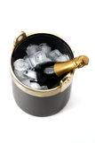 Champagne is ready! Royalty Free Stock Image
