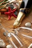Champagne sparkling Royalty Free Stock Photo