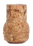 Isolated Champagne Cork Royalty Free Stock Image