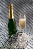 Champagne Toast Fotografia Stock Libera da Diritti