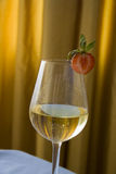 Champagne toast Stock Images