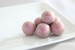 Champagne Truffle Royalty Free Stock Image