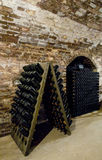 Champagne Winery. In Epernay, Champagne Region, France Royalty Free Stock Photography