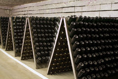 Champagne Winery Stock Photography