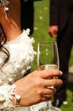 Champagner Stockbild